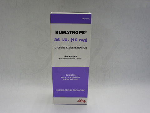 Humatrope cartridge nsf vs