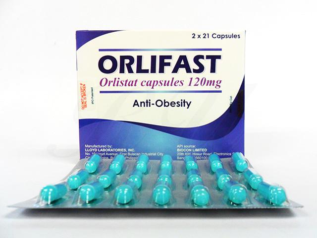 オルリファスト(Orlifast)120mg