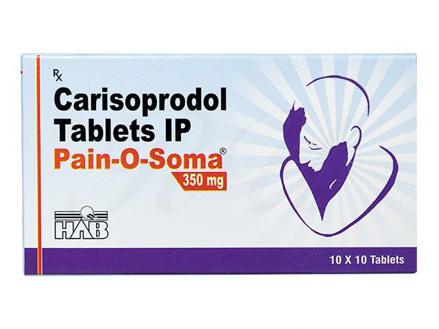 Are these soma's real ( pain-o-soma 350mg )l pain o soma 350mg